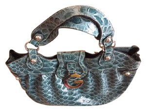 Guess Alligator Shoulder Bag