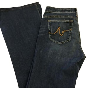 AG Adriano Goldschmied Trouser/Wide Leg Jeans