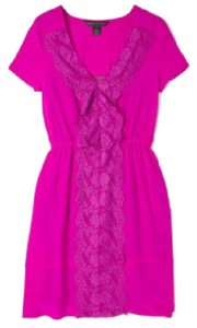 Marc by Marc Jacobs short dress pink/fuschia on Tradesy