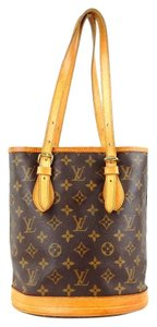 Louis Vuitton Monogram France Shoulder Bag