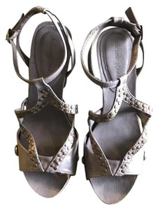 Charming Charlie Gray Wedges