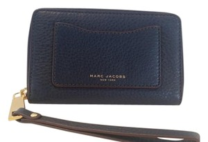 Marc Jacobs Marc Jacobs Grained Leather Wallet