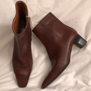 Bruno Magli Ankle Leather New/nwot Brown Boots