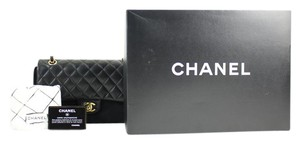 Chanel Medium Lambskin Quilted Shoulder Bag