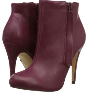 Michael Antonio Cranberry Boots