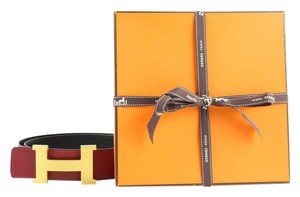 Hermès 42MM Reversible H Logo Belt Kit 9HER11617