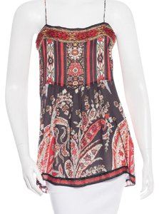 Isabel Marant Top Red/black multi