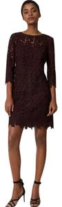 Ann Taylor LOFT Lace Shift Dress