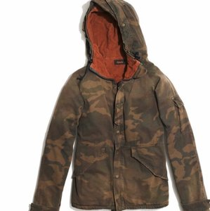 chimala Military Jacket