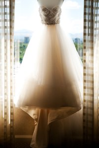 Lazaro Lazaro 3061 Wedding Dress