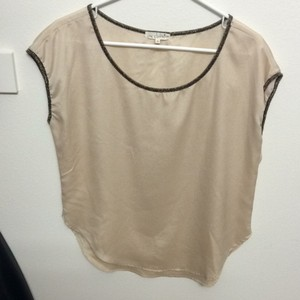 One Clothing Top gold