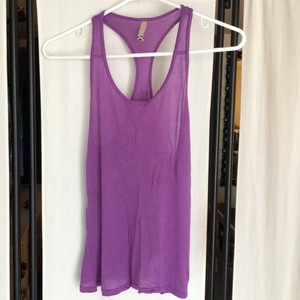 Free People Top Purple