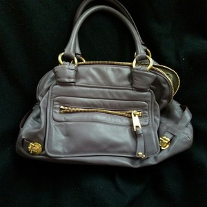 Marc Jacobs Satchel in Mauve