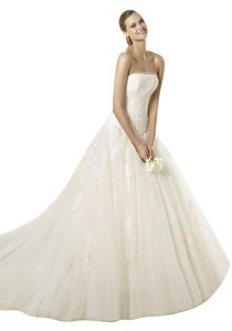 Pronovias Pronovias Donaire 2013 Collection Wedding Dress
