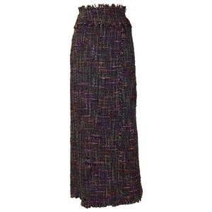 Chanel Maxi Skirt Multi