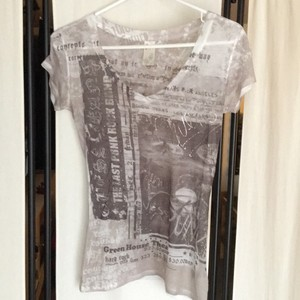 Guess T Shirt White