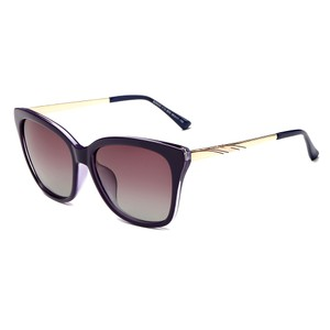 Other Square Sunglasses with Slim Metal Arms