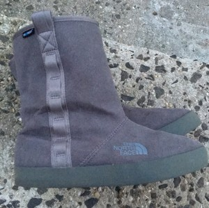 The North Face Grey Boots