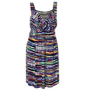 Spense short dress Multi Color on Tradesy