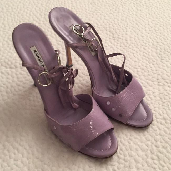 Item - Lilac Purple Open Back Formal Shoes Size US 10.5 Narrow (Aa, N)