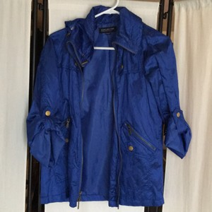 Jones New York Blue Jacket
