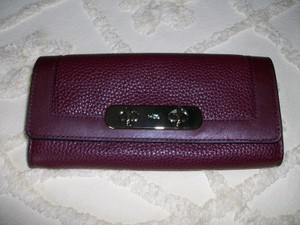 Coach Coach Swagger Slim Envelope Wallet