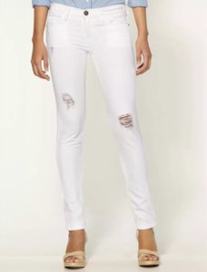 Current/Elliott Skinny Jeans-Light Wash