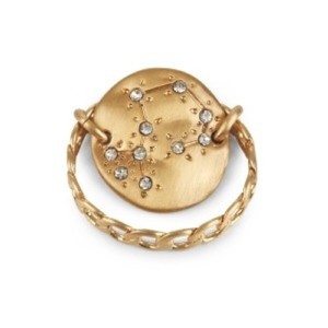 BCBGMAXAZRIA BCBG Scorpio Constellation Ring