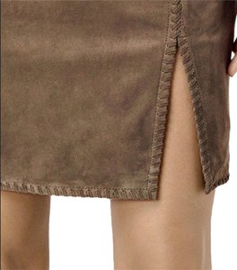 AllSaints Mini Skirt Airforce