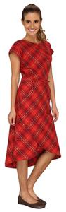 Red Maxi Dress by Patagonia