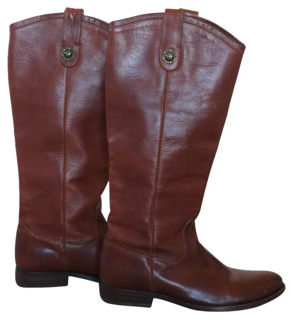 Item - Bordeaux Melissa Button Boots/Booties Size US 7 Narrow (Aa, N)