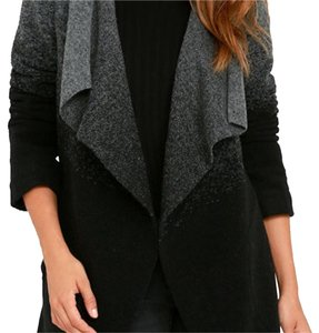 BB Dakota Wool Ombre Pea Coat