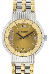 Boucheron Boucheron Two Tone Men's Quartz Watch