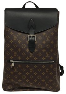 Louis Vuitton Lv Monogram Canvas Backpack