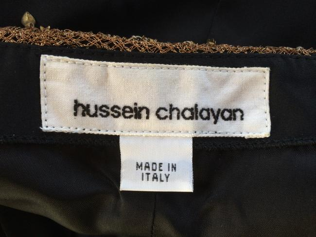 Hussein Chalayan Sequin Night Out Silk Dress