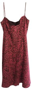 Milly of New York short dress Pink/Brown on Tradesy