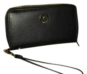 Michael Kors Michael Kors Wristlet Wallet Leather Phone Case