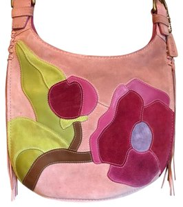 Coach Poppy Boho Hippy Anthropologie Free People Cross Body Bag