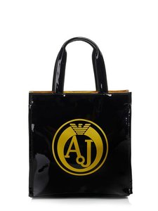 Armani Jeans Sale Tote in Black