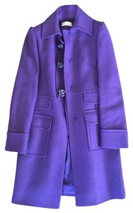 Valentino Wool Winter Pea Coat