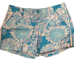 Lilly Pulitzer Mini/Short Shorts Lion in the sun