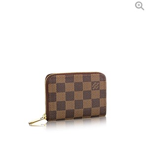 Louis Vuitton Louis Vuitton Zippy Coin Purse Wallet