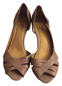 Seychelles taupe Pumps