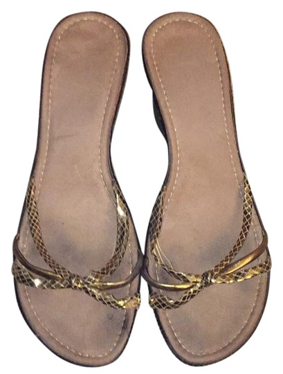 Preload https://img-static.tradesy.com/item/20540063/italian-shoemakers-browngold-with-strap-feature-wedges-size-us-9-regular-m-b-0-1-540-540.jpg