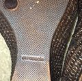 Italian Shoemakers brown/gold Wedges Image 4