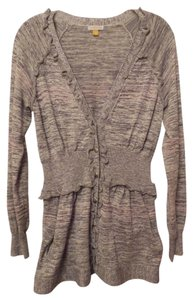 Leifsdottir Anthropologie Long Cardigan