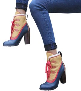 Luichiny Navy Boots