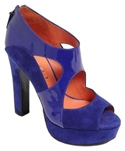 Via Spiga Violet Pumps