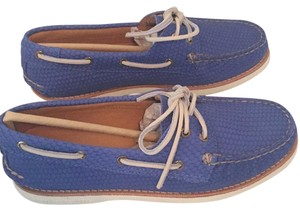 Sperry Blue Athletic