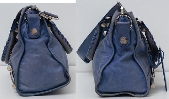 Balenciaga City Leather Shoulder Bag Image 3